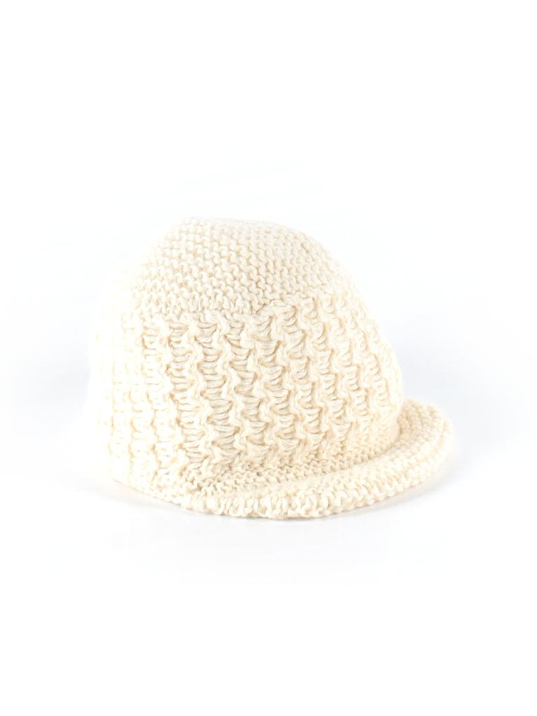 Cabela s Crochet Ivory Winter Hat One Size - 57% off  c5d5fd58098