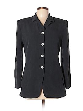 Rena Rowan Silk Blazer Size 10