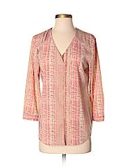 Van Heusen Women 3/4 Sleeve Blouse Size S