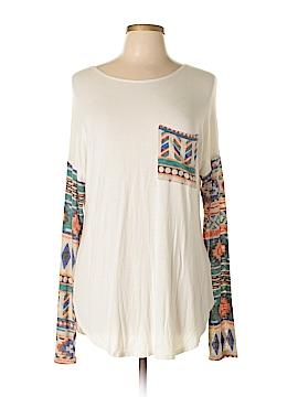 Rachel Kate Long Sleeve Top Size L