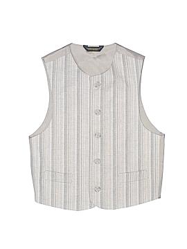City Streets Tuxedo Vest Size 7