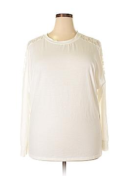 Zanzea Collection Long Sleeve Top Size 20 (Plus)