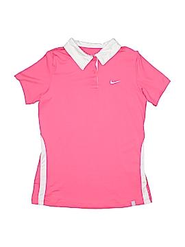 Nike 3/4 Sleeve Polo Size L (Youth)
