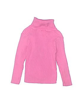 Lydia Jane Turtleneck Sweater Size 2T