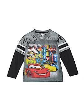 Disney's Cars Long Sleeve Jersey Size 7