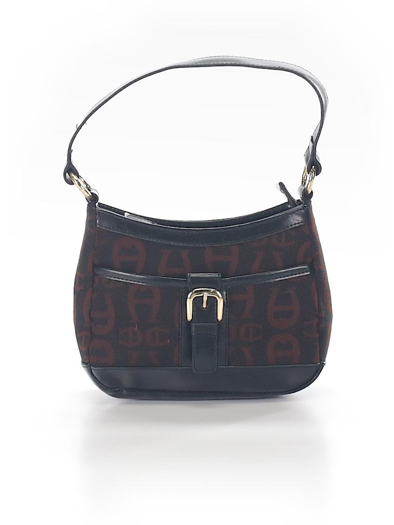 49d5d9868085 Etienne Aigner Solid Black Shoulder Bag One Size - 76% off