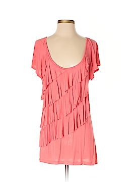 Nicole Miller Short Sleeve Top Size S