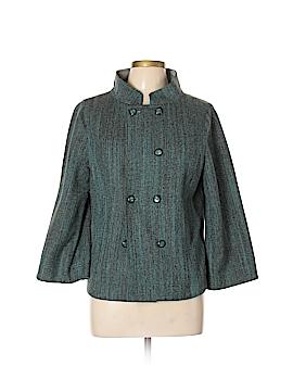 Yansi Fugel Wool Coat Size L