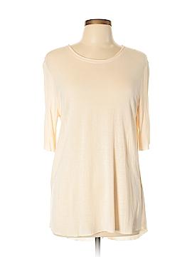 Raquel Allegra Short Sleeve T-Shirt Size Lg (3)