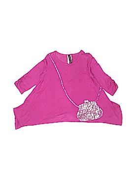 Lily Bleu 3/4 Sleeve Top Size 4T