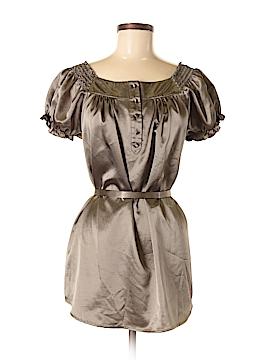Arden B. Short Sleeve Blouse Size M