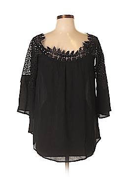 Neiman Marcus 3/4 Sleeve Blouse Size L
