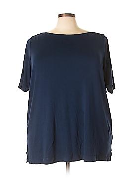 Lands' End Short Sleeve T-Shirt Size 3X (Plus)