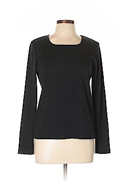 Denim & Co Long Sleeve T-Shirt Size M