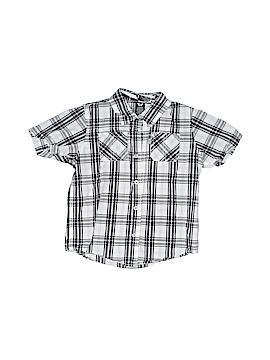 Shaun White Short Sleeve Button-Down Shirt Size 5T