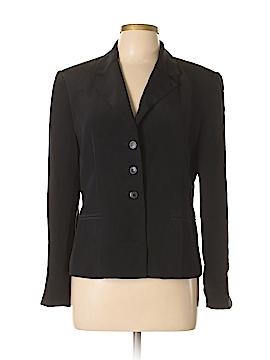 Valerie Stevens Silk Blazer Size 10