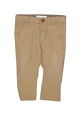 Zara Khakis Size 9-12 mo