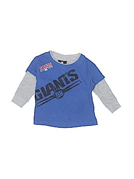 Team Apparel Long Sleeve T-Shirt Size 18 mo