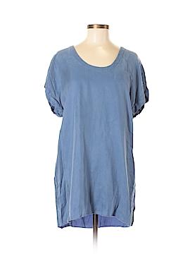 Soft Surroundings Short Sleeve Blouse Size M