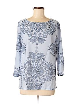 Paraphrase Long Sleeve Blouse Size M