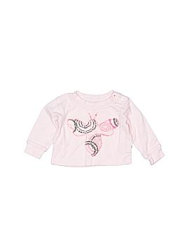 Burt's Bees Baby Long Sleeve T-Shirt Newborn