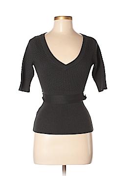 An Original Penguin by Munsingwear Short Sleeve Silk Top Size S