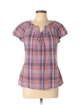 Woolrich Short Sleeve Blouse Size L