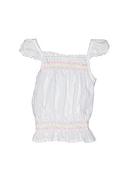 Coney Island Short Sleeve Blouse Size 2T