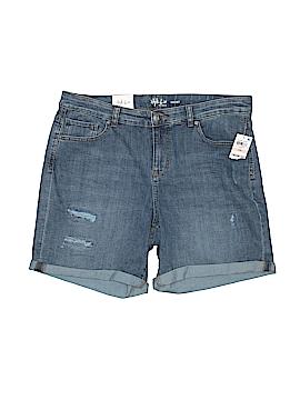 Style&Co Denim Shorts Size 14