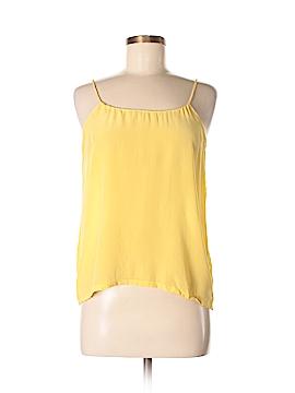 Olive Olivia Sleeveless Silk Top Size M