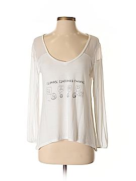 Fraiche Long Sleeve T-Shirt Size S
