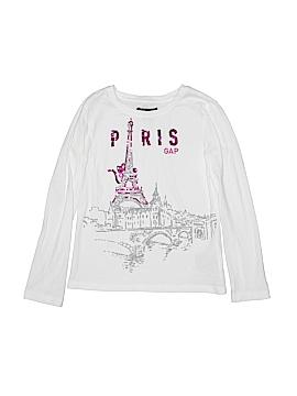 Gap Long Sleeve T-Shirt Size S (Kids)