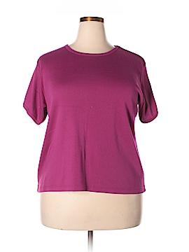 Basix Short Sleeve T-Shirt Size 22 - 24 (Plus)