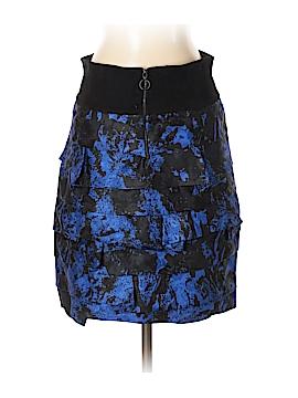Robert Rodriguez Silk Skirt Size 6