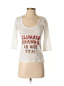Nation Ltd.by jen menchaca 3/4 Sleeve T-Shirt Size XS