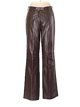 Bogner Leather Pants Size 8