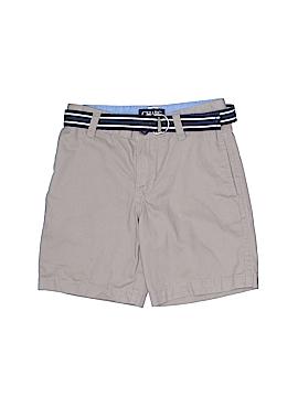 Chaps Khaki Shorts Size 4T - 4