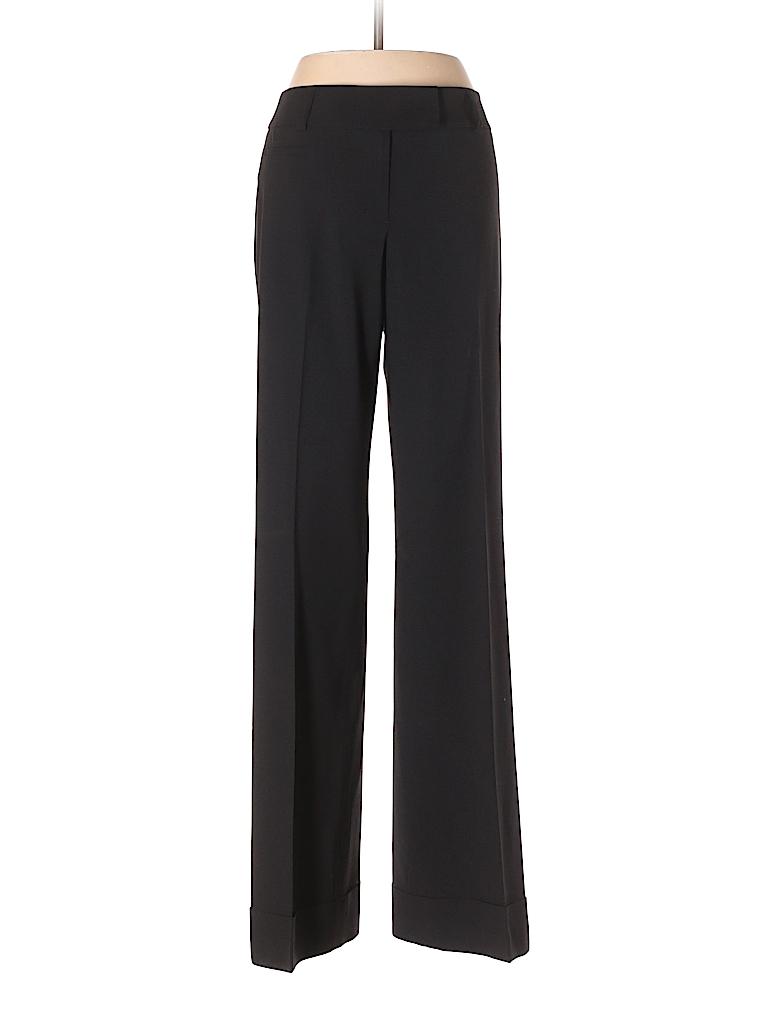 BCBGMAXAZRIA Women Wool Pants Size 4