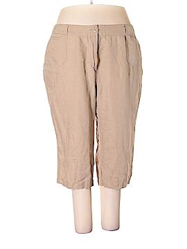 Preswick & Moore Linen Pants Size 24 (Plus)