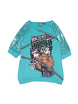 Monster High Sweatshirt Size 14/16
