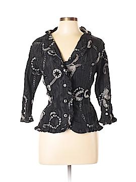 Agora 3/4 Sleeve Blouse Size M
