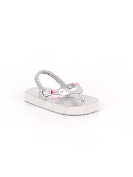 Hello Kitty Flip Flops Size 5 - 6 Kids