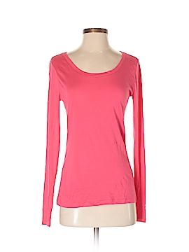 Elie Tahari Long Sleeve T-Shirt Size S