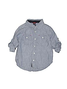Baby Gap Long Sleeve Button-Down Shirt Size 4T