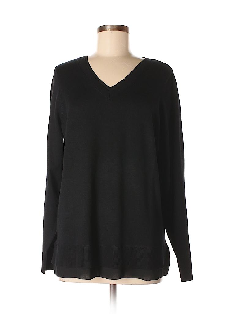 Lane Bryant Women Pullover Sweater Size 10 - 12