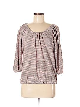 Bordeaux 3/4 Sleeve Top Size M