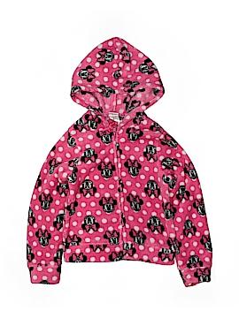 Disney Zip Up Hoodie Size 6