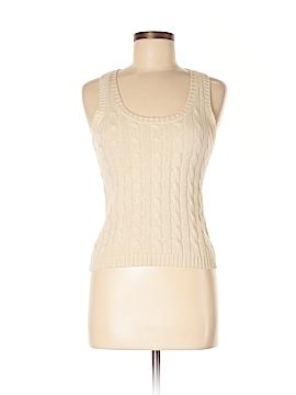 Malika Cashmere Pullover Sweater Size XS