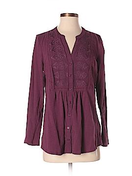 RXB Long Sleeve Button-Down Shirt Size M
