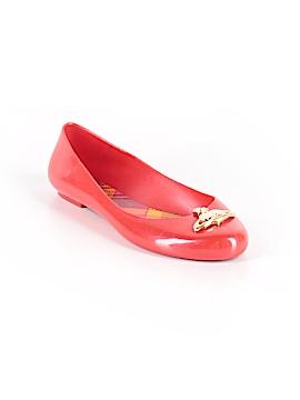 Vivienne Westwood Anglomania + Melissa Flats Size 10